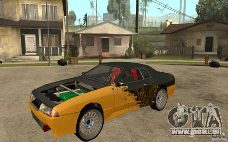 Monster Elegy pour GTA San Andreas