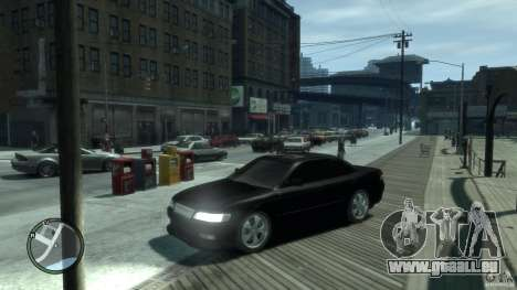 Toyota Mark 2 JZX 90 pour GTA 4