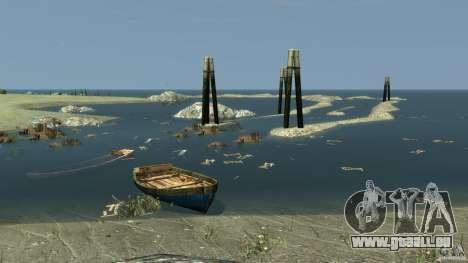 4x4 Trail The Reef pour GTA 4