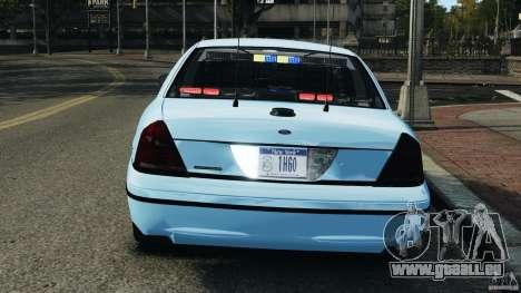 Ford Crown Victoria Police Unit [ELS] für GTA 4