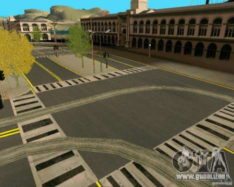 GTA 4 Roads für GTA San Andreas neunten Screenshot