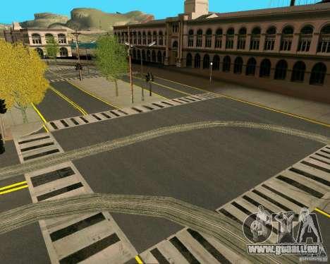 GTA 4 Roads pour GTA San Andreas neuvième écran