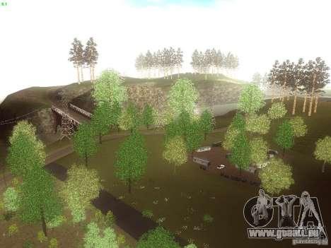 Spring Season v2 pour GTA San Andreas huitième écran