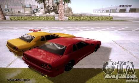 ENBSeries v5.0 Baby Blue für GTA San Andreas sechsten Screenshot