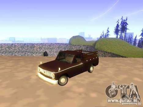 Mazda Familia 800 Pickup für GTA San Andreas
