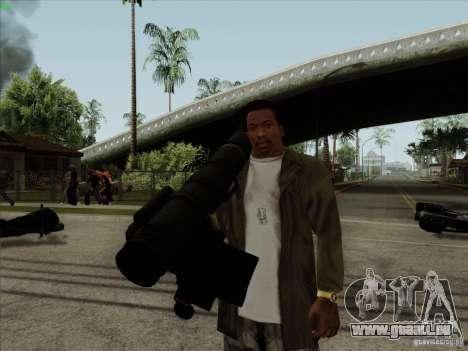 Javelin pour GTA San Andreas troisième écran