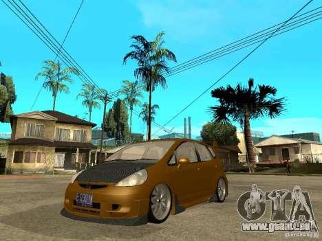 Honda Jazz Sport für GTA San Andreas