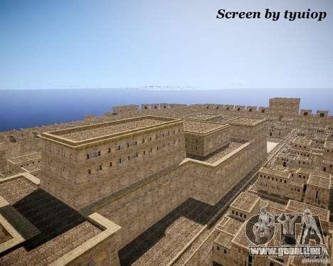 Ancient Arabian Civilizations v1.0 pour GTA 4 cinquième écran