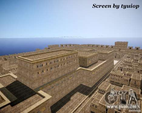 Ancient Arabian Civilizations v1.0 für GTA 4 fünften Screenshot