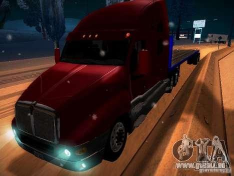 Trailer Artict2 für GTA San Andreas zurück linke Ansicht