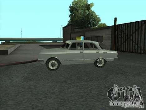 Moskvich 2140 SL für GTA San Andreas linke Ansicht