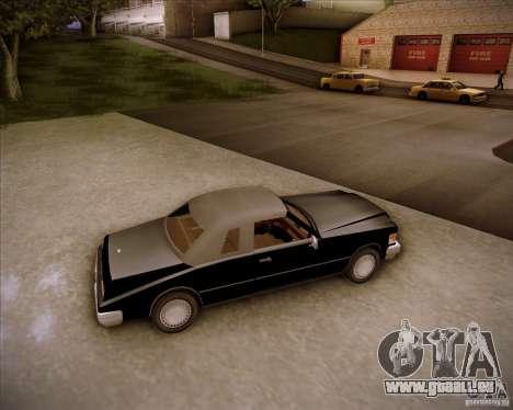 HD Idaho pour GTA San Andreas vue intérieure