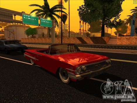 ENBSeries v1.6 für GTA San Andreas siebten Screenshot
