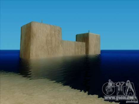 ENB v1. 01 für PC für GTA San Andreas fünften Screenshot