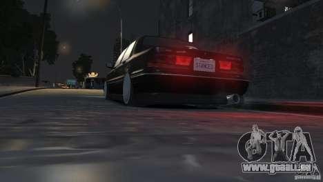 Mitsubishi Galant Stance für GTA 4 Seitenansicht