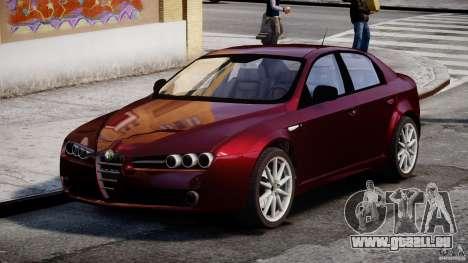 Alfa Romeo 159 Li pour GTA 4 est un droit