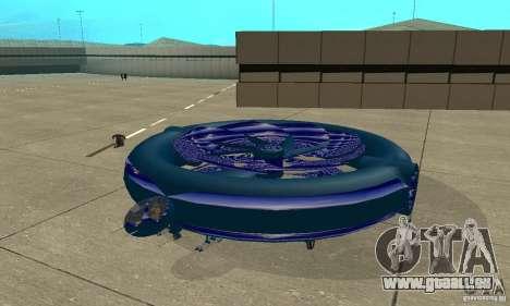Chuckup für GTA San Andreas