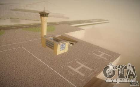 New San Fierro Airport v1.0 für GTA San Andreas