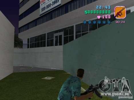 AK-103 für GTA Vice City zweiten Screenshot