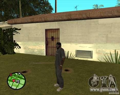 Mistgabel für GTA San Andreas dritten Screenshot