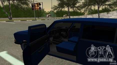 Moskvich 2140 pour GTA San Andreas vue de droite