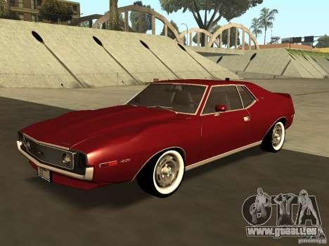 AMC AMX Stock pour GTA San Andreas