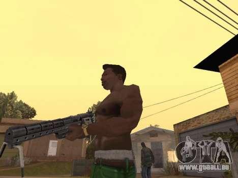 Bianchi FA-6 für GTA San Andreas dritten Screenshot