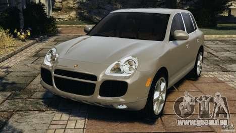 Porsche Cayenne Turbo 2003 für GTA 4