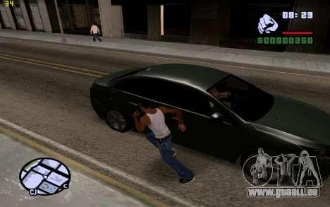 ENBSeries by VadimSpiridonov für GTA San Andreas zweiten Screenshot