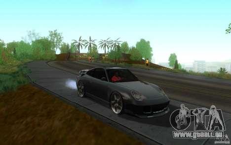 Ruf R-Turbo pour GTA San Andreas vue arrière