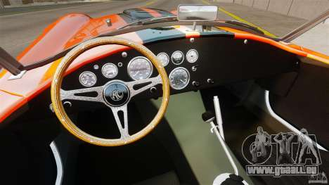 AC Cobra 427 pour GTA 4 est un droit