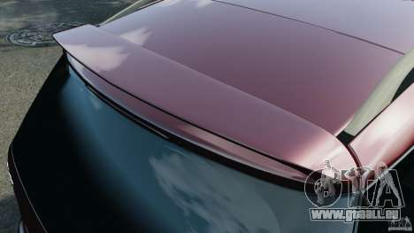 Mercedes-Benz ML63 (AMG) 2009 für GTA 4