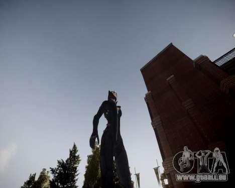 Catwoman v2.0 pour GTA 4 septième écran