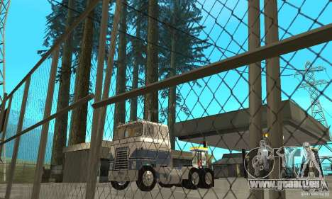 International Transtar II Custom 1975 pour GTA San Andreas