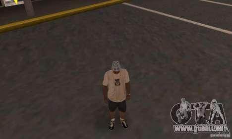 Adio hamilton pour GTA San Andreas