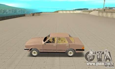 Ford Taunus 1978 für GTA San Andreas linke Ansicht