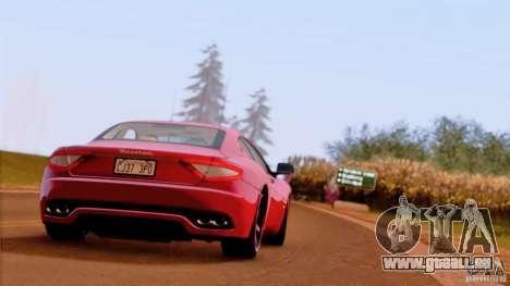 Extreme ENBseries v1.0 pour GTA San Andreas troisième écran