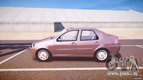 Fiat Albea Sole (Bug Fix) pour GTA 4 est une gauche