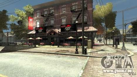 Pizza Hut pour GTA 4