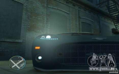 Spyker C8 Aileron für GTA 4 Seitenansicht