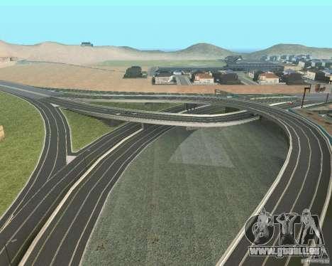 GTA 4 Road Las Venturas für GTA San Andreas