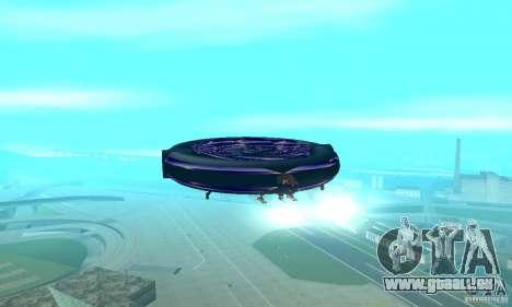 Chuckup pour GTA San Andreas vue intérieure