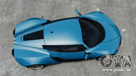 Marussia B2 pour GTA 4 est un droit
