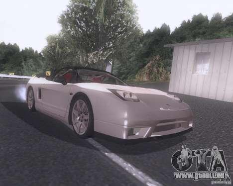 Honda NSX Japan Drift für GTA San Andreas