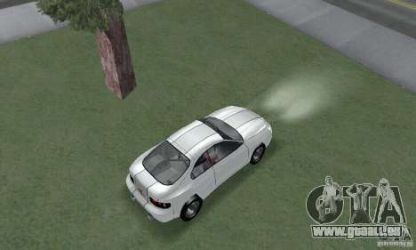 Toyota Celica GT4 2000 für GTA San Andreas zurück linke Ansicht