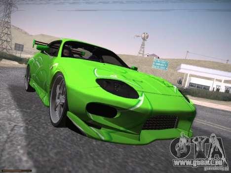 Mitsubishi FTO GP Veilside für GTA San Andreas Motor