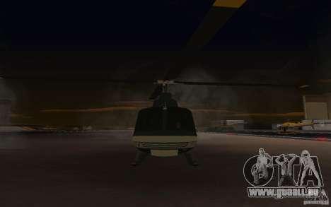 GTA IV Maverick pour GTA San Andreas laissé vue