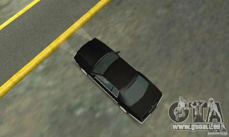 Cadillac Eldorado 1996 für GTA San Andreas zurück linke Ansicht