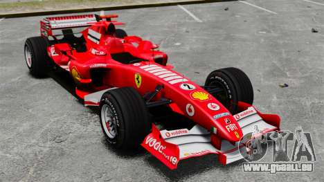 Ferrari F2005 pour GTA 4