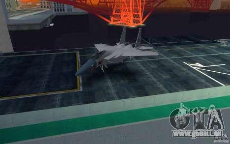 F-15 für GTA San Andreas